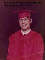 1979-05-Michael High School Grad