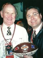 2001-01s-Michael & Tommy Nobis-Atlanta Falcons