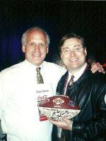 2001-01t-Michael & Randy Gradishar-Denver Broncos