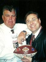 2001-01u-Michael & Don Talbert-Dallas Cowboys-Won Super Bowl 6