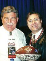 2001-01w-Michael & Jerry Sisemore-Philadelphia Eagles