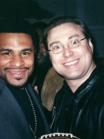 2001-01x-Michael & Jerome Bettis-Pittsburgh Steelers