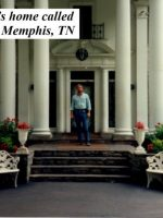1986-05e-Elvis' Graceland in Memphis, TN