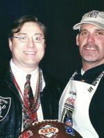 2001-01zd-Michael & Scot Brantley-Tampa Bay Buccaneers
