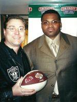 2001-01zf-Michael & Neil Smith-Denver Broncos