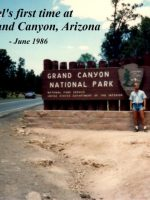 1986-06a-Grand Canyon Entrance