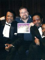 2003-03a-Michael and the Platters in Branson, Missouri
