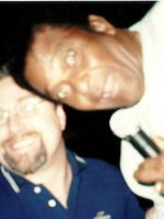 2003-03c-Michael and Singer Charley Pride in Branson, Missouri