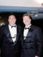 1992-09-Michael & Jim Plunkett-Oakland Raiders