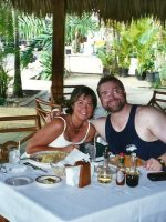 2004-10a-Mary & Michael in the Dominican Republic