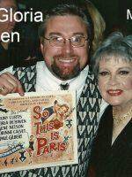 2004-05-Michael & Actress Gloria DeHaven