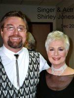 2004-12 03c-With Singer & Actress Shirley Jones
