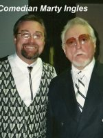 2004-12 03d-With actor Marty Ingels