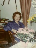 1989-12-Michael's Maternal Grandmother-Mamita