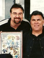 2005-04-Michael & John Vella-Oakland Raiders