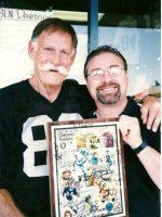 2005-10-Michael & Ben Davidson-Oakland Raiders
