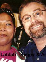 2006-02c-Michael & Queen Latifah-Singer & Actress