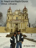 2008-03g-In Lithuania