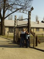 2008-03k-In Auschwitz, Poland