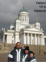 2008-03-Michael & Mary in Helsinki, Finland