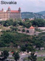 SLOVAKIA - BRATISLAVA CASTLE