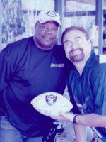 2006-10-Michael & Kenny King-Oakland Raiders