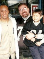 2006-11-Chris Carr Running Back #23-Raiders