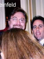 2006-11-Michael & Jerry Seinfeld-Comedian & Actor