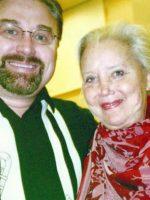 2007-04-Michael & Sally Kirkland-Actress