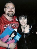 2007-08-Michael & Joan Jett (she went to my high school)-Singer