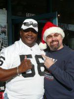 2007-12-Michael & Jeff Barnes-Oakland Raiders