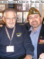 2010-05 16-Chuck Tatum-Iwo Jima Survivor & Author