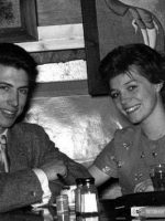 1962-01-Michael's parents Jacques & Anne before Michael's birth