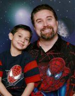 2006-07-Michael with Nickolas