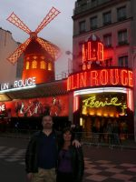 2010-06za-Michael & Mary at the Moulin Rouge in Paris, France