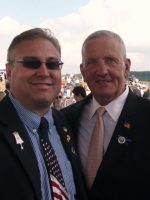 2011-09a-Michael & Army General Tommy Franks