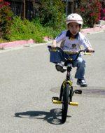 2009-05-Tyler on his new bike