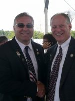 2011-09b-Michael & Congressman Mark Critz