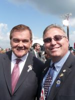 2011-09c-Michael & Tom Ridge-Past Governor of PA and 1st Homeland Security Czar