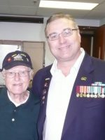 2011-10a-Michael & George Martin- Iwo Jima Naval Officer