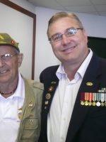 2011-10b-Michael & Dale Cook-Iwo Jima Marine