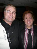 2011-10c-Michael & Jimmy Osmond (Singer) in Las Vegas, NV