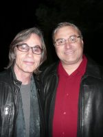 2011-11a-Michael & Jackson Browne (Singer)-Flint Center, Cupertino, CA