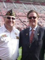 2011-11c-Michael & 49ers owner John York at 49ers vs Giants Game