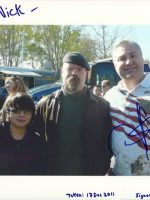 2011-12a-Jamie Hyneman of Mythbusters with Nick & Michael Emerson