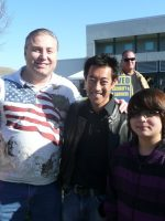 2011-12c-Grant Imahara of Mythbusters with Michael & Nick Emerson