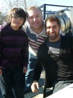 2011-12e-Tory Belleci of Mythbusters with Nick & Michael Emerson