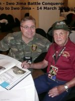 2012-03e-Iwo Jima Trip - Mike Mervosh - Iwo Jima Conqueror