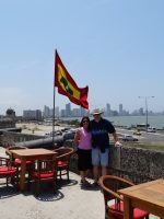 2013 03 21-Visiting Cartagena, Columbia during Panama Canal Cruise