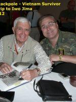 2012-03o-Iwo Jima Trip - LtGeneral Stackpole - Vietnam Survivor